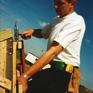 Dacharbeiten Kunststoffkeile kaufen