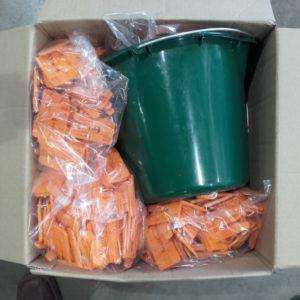Kunststoffkeile für Innenausbau